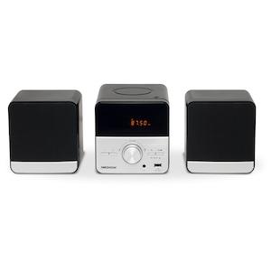 MEDION® LIFE® P64108 (MD 84698) Micro-Audio System mit UKW-Radio, USB, 2 x 50 Watt (2 x 5 Watt RMS) (B-Ware)