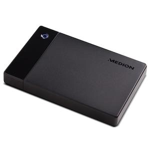 MEDION® HDDrive-n-Go E88201 1TB 6,35 cm (2,5) USB Festplatte