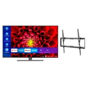 MEDION® BundelDEAL ! LIFE® S14310 43 inch Ultra HD-TV & GOOBAY Basic TILT (L) Muurbevestiging (tot 70 Inch)