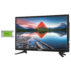 MEDION® LIFE® P13175 Fernseher, 54,6 cm (21,5') LED-Backlight, Full HD, HD Triple Tuner, Mediaplayer, CI+ inkl. DVB-T2 HD Modul