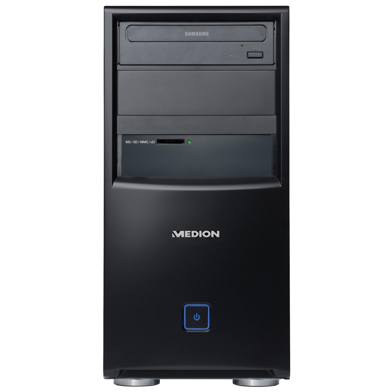 MEDION® AKOYA® E4050 DR Intel® Pentium® J5005, Windows10Home, 1 TB HDD, 8 GB RAM, Multimedia PC (B-Ware)