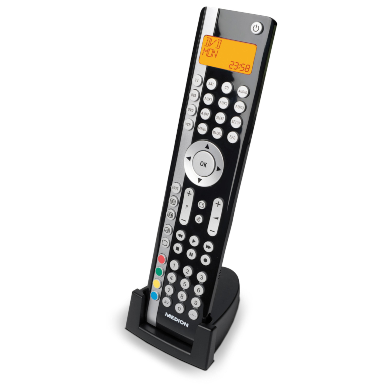 MEDION LIFE® E74013 10 in 1 Universal Fernbedie...