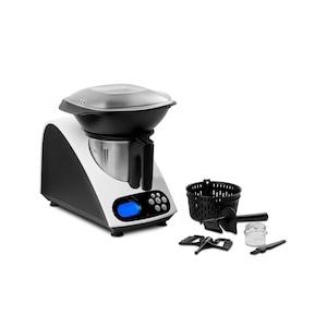 MEDION® Küchenmaschine mit Kochfunktion MD 16361, 11 Betriebsstufen, bis zu 1000 Watt Leistung, automatische Abschaltung
