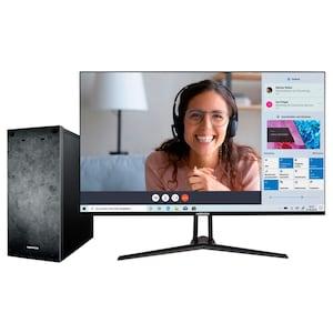 MEDION® AKOYA® P66089 Performance PC + AKOYA® 31,5'' P53290 LED-Backlight Monitor - ARTIKELSET