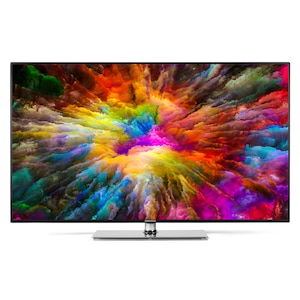 "MEDION® LIFE® S15512 Smart TV, 138,8 cm (55"") LED-Backlight, UHD Display, HDR, HD Triple Tuner, Bluetooth®, PVR, Netflix, HbbTV, CI+"