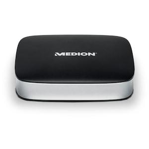 MEDION® LIFE® ZoomBox P89230 Streaming Miracast WiDi DLNA HDMI USB, innovative Ergänzung für das Home-Entertainment (B-Ware)