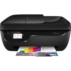 HP OfficeJet 3833 All-in-One Drucker, 5,5 cm (2,2'') Display, Drucken, Kopieren, Scannen und Faxen mit einem Gerät, für Ihr PC, Smartphone und Tablet