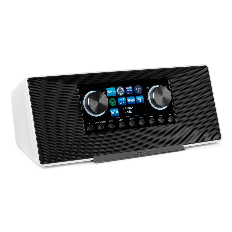 MEDION® LIFE® P85135 WLAN Internet Radio, LifeStream App, DLNA /