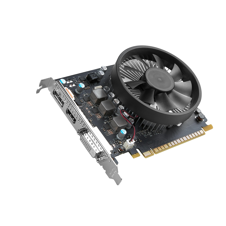 NVIDIA GeForce® GTX 1050 Ti, 4 GB GDDR5, 128 Bit, Nvidia G-Sync, DirectX 12, OpenGL 4.5, Grafikkarte