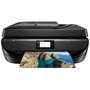 HP Officejet 5220 All-in-One Drucker - Drucken, Kopieren, Scannen und Faxen mit einem Gerät mit Ihrem PC, Smartphone und Tablet-PC