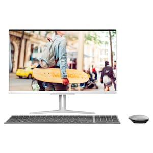 MEDION® AKOYA® E23403, Intel® Core™ i3-1005G1, Windows10Home, 60,5 cm (23,8'') FHD Display, 256 GB SSD, 8 GB RAM, Aluminium-Design, All-in-One PC