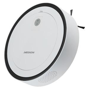 MEDION® Robotstofzuiger MD 18871 | Lasernavigatie | App & Alexa controle | No Go & Go gebieden | Diverse sensoren