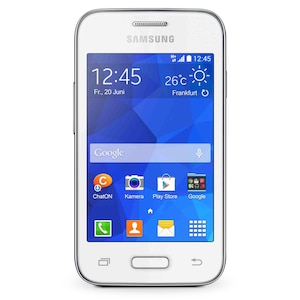 SAMSUNG Galaxy S M-G130HN Young 2, 8,89 cm (3,5) Display, Android™ 4.4, 4 GB Speicher, Single-Core-Prozessor, Bluetooth 4.0