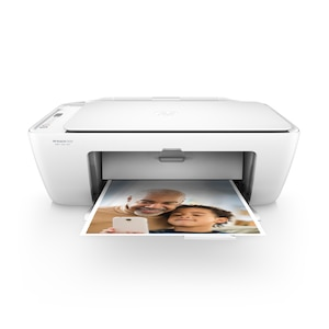 HP DeskJet 2620 All-in-One - Drucken, Kopieren und Scannen mit einem Gerät mit Ihrem PC, Smartphone und Tablet