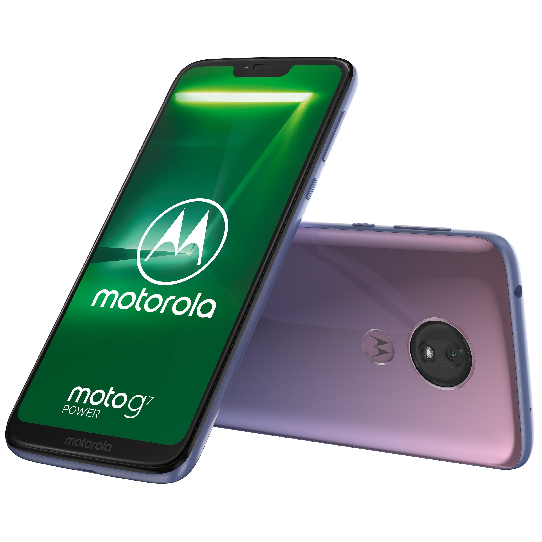 MOTOROLA moto g7 power Smartphone, 15,84 cm (6,2) HD+ Display, Android™ 9.0, 64 GB Speicher, Octa-Core-Prozessor, Dual-SIM, LTE