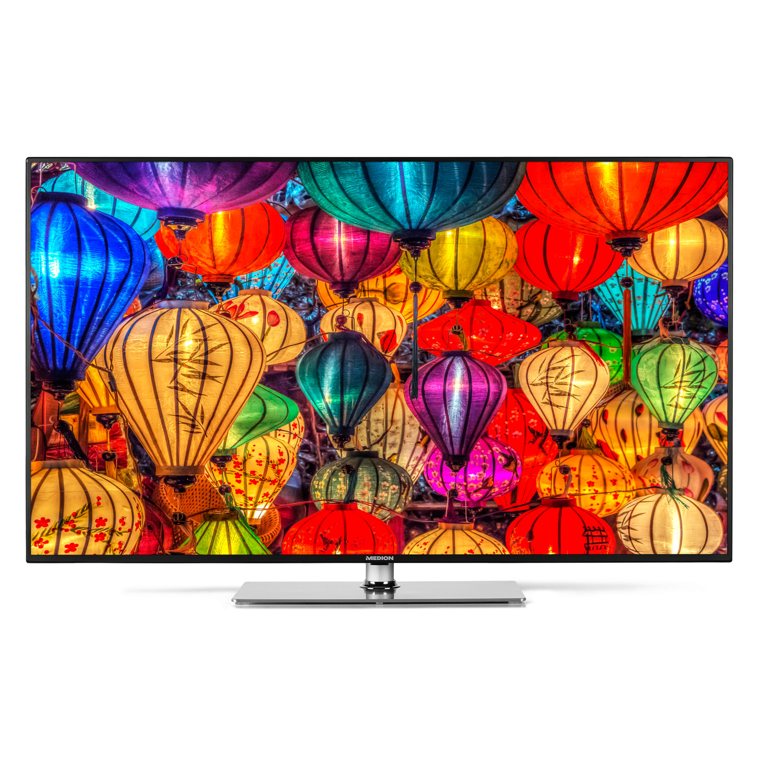 MEDION LIFE® S14310 TV, 108cm (43´´) Ultra HD S...