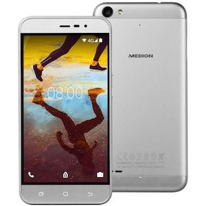 "MEDION® LIFE® P5006 Smartphone, 12,7 cm (5"") HD-Display, Android™ 6.0, 32 GB Speicher, Quad-Core-Prozessor (B-Ware)"