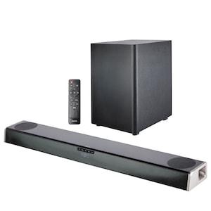 MEDION® LIFE Dolby Atmos Soundbar S61388 | Dolby Atmos Surround Sound | Draadloze Subwoofer | Bluetooth 5.0