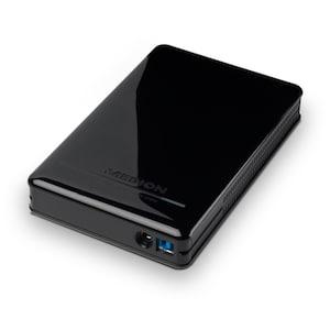 "MEDION® HDDrive2Go P83776 1TB 8,89 cm (3,5"") USB 3.0, Universelles Speichermedium für Notebooks, PCs oder Digital Home"
