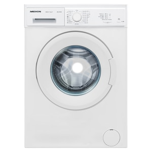 MEDION® Waschmaschine MD 37516, Nennkapazität 7 kg, 15 Waschprogramme, 1000 U/min, Startzeitverzögerung