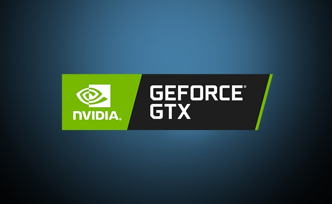 GeForce GTX voor gaming