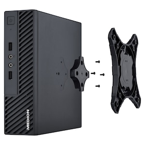 MEDION® AKOYA® S23003, Intel® Celeron® J4105, Windows10Home, 128 GB SSD, 4 GB RAM, Slim Multimedia PC
