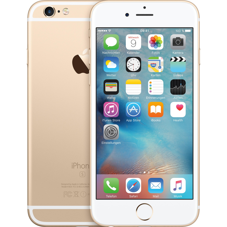 APPLE iPhone 6 Smartphone, 11,94 cm (4,7) Retina HD Display, 16 GB Speicher, A8 Chip, LTE, generalüberholt