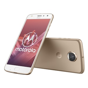 MOTOROLA moto z2 play Smartphone, 13,97 cm (5,5) Full HD Display, Android™ 7.1.1., 64 GB Speicher, Octa-Core-Prozessor