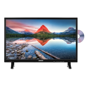 MEDION® LIFE® P12311 TV, 69,9 cm (27,5) LED-Backlight, HD Triple Tuner, integrierter DVD-Player, CI+