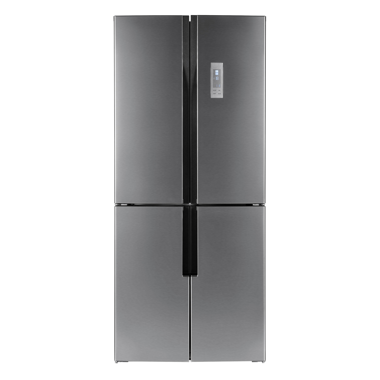 MEDION® Kühl-Gefrierkombination MD 37390, 418 Liter Gesamt-Nutzinhalt (274L Kühlteil & 144L Gefrierteil), automatische Abtaufunktion