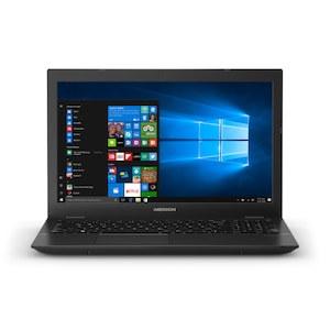 "MEDION® AKOYA® E6439, Intel® Pentium® 4415U, Windows 10 Home, 39,6 cm (15,6"") FHD Display, 128 GB SSD, 1.5 TB HDD, 8 GB RAM, Notebook"