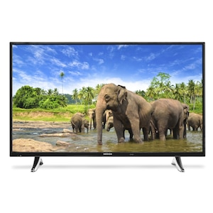 "MEDION® LIFE® X17024 Smart TV, 108 cm (42,5"") LED-Backlight, Full HD, HD Triple Tuner, WLAN, HbbTV, CI"