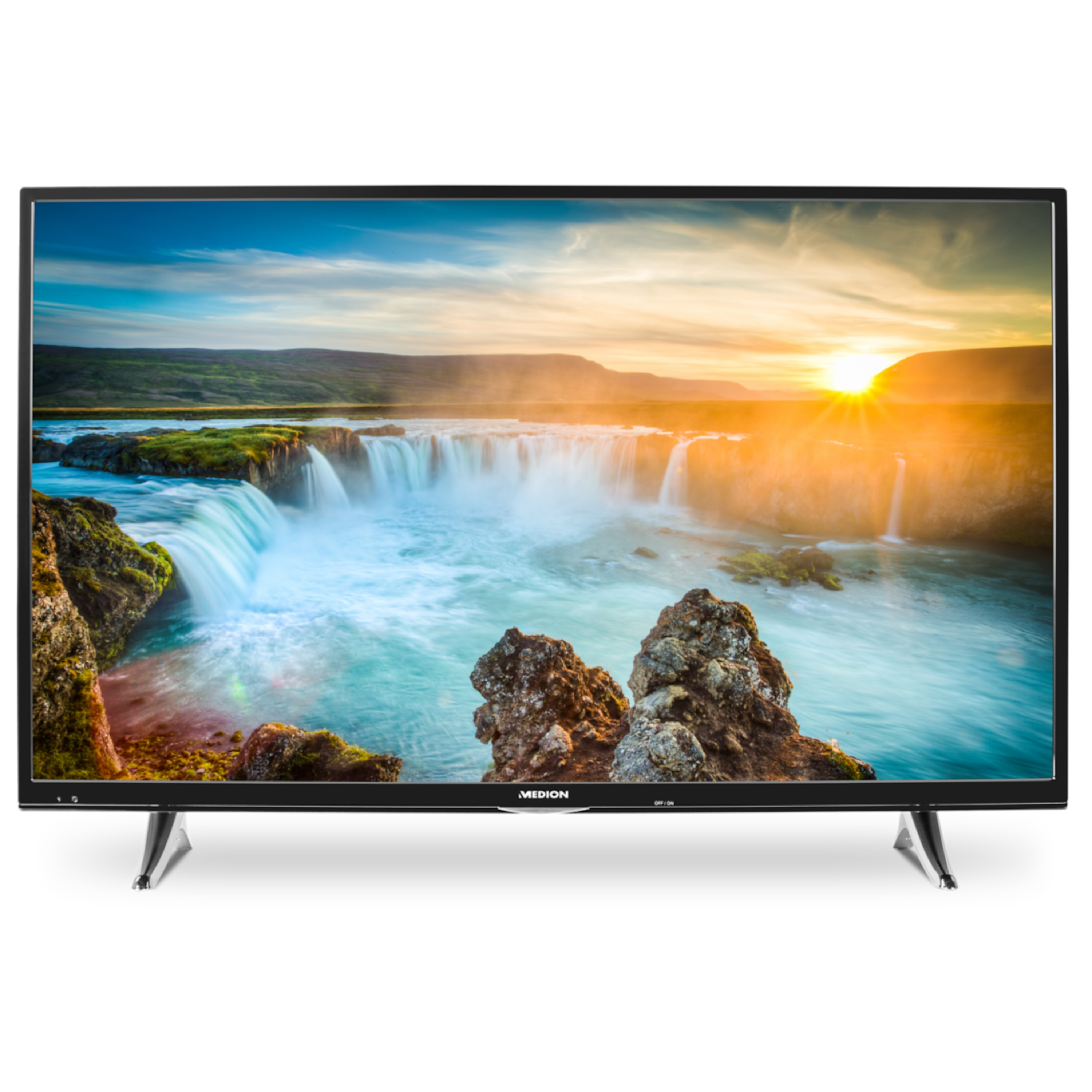 MEDION LIFE® X18068 Smart-TV, 138,8 cm (55´´) U...