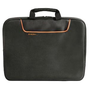 EVERKI Laptoptas met sleeve, voor apparaten tot 15,6``, traagschuimvulling, elegant en functioneel ontwerp functional