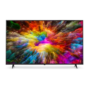 MEDION® LIFE® X16513 Smart TV, 163,8cm (65'') Ultra HD Smart-TV, HDR, PVR ready, Netflix, Bluetooth®, DTS HD, HD Triple Tuner, CI+