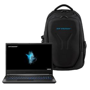 ERAZER® P15601, Intel® Core™ i5-9300H, Windows10Home, 39,6 cm (15,6) FHD Display, GTX 1050, 512 GB SSD, Core Gaming Notebook, inkl. X89044 Gaming-Rucksack