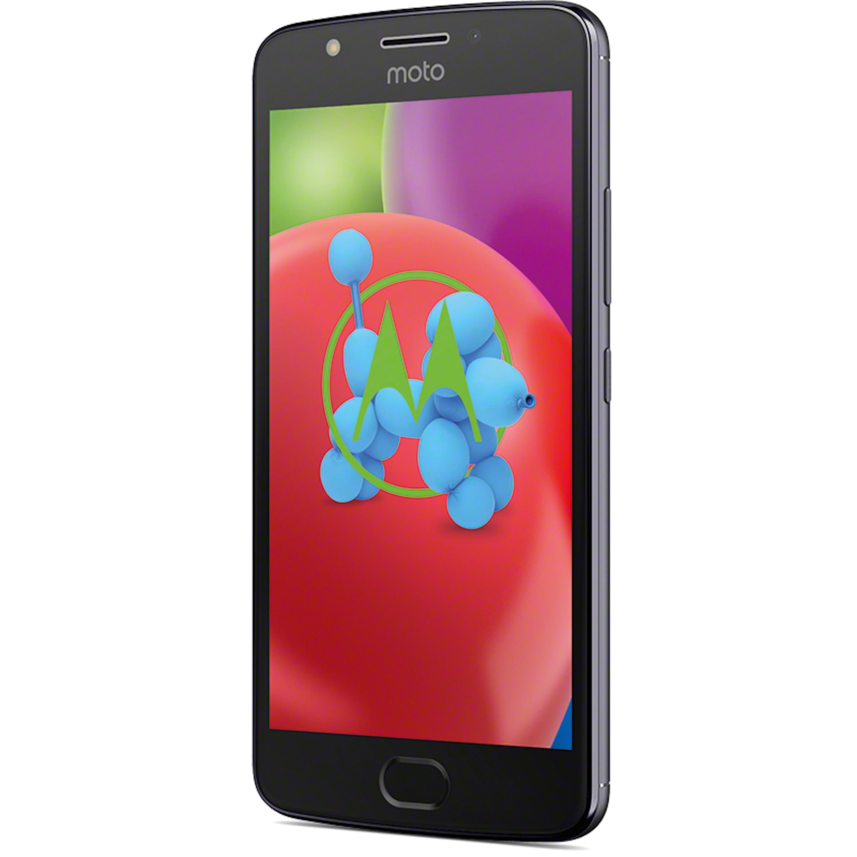 MOTOROLA Moto E4 Smartphone, 12,70 cm (5) HD Display, Android™ 7.1, 16 GB Speicher, 2 GB RAM, Quad-Core-Prozessor