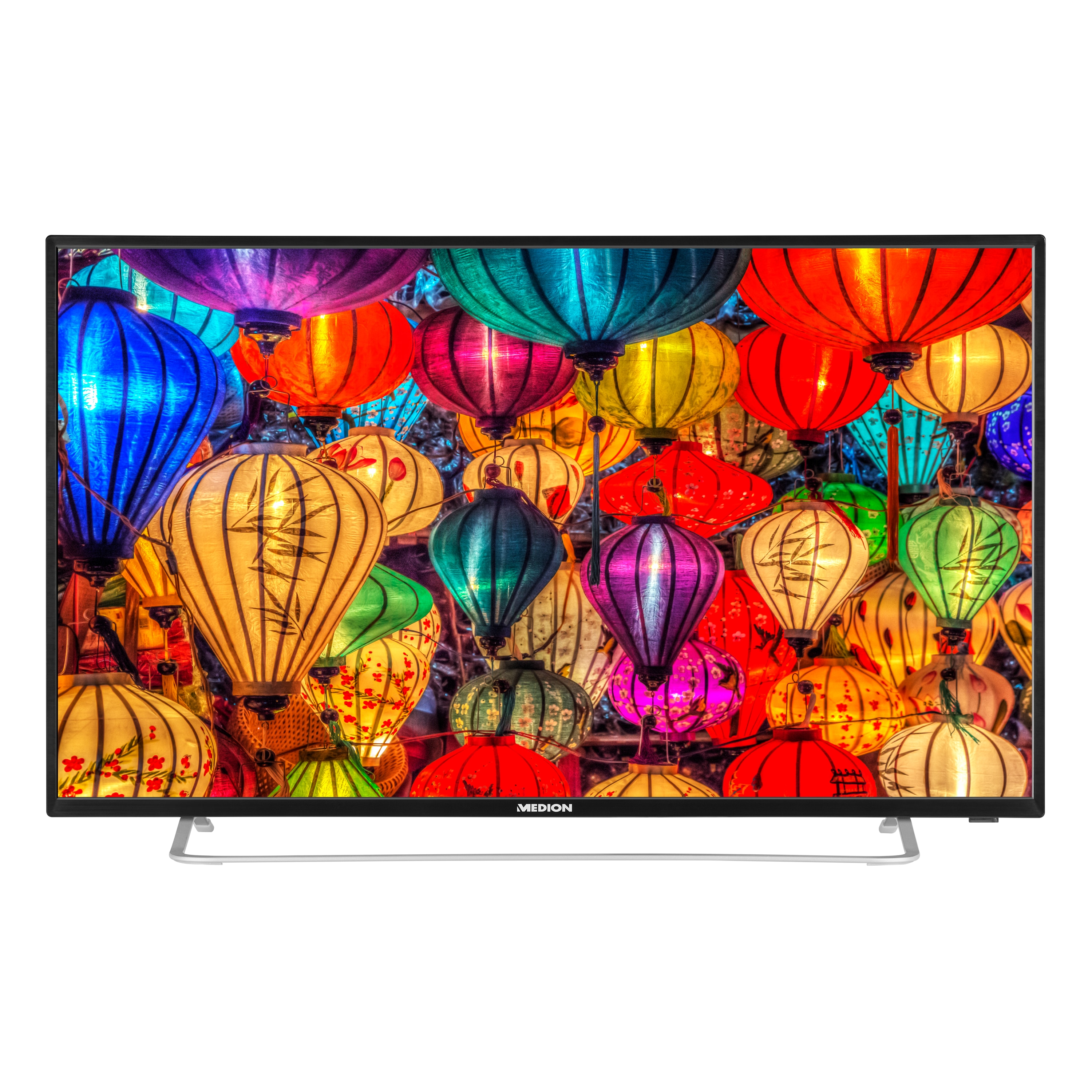 MEDION® LIFE® S14304 TV, 108 cm (43), inkl. Wandhalterung, Full HD, HD Triple Tuner, integrierter Mediaplayer, CI+