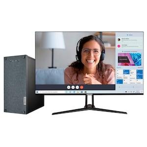 MEDION® AKOYA® E66017 Multimedia PC + AKOYA® 31,5'' P53290 LED-Backlight Monitor - ARTIKELSET