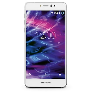 "MEDION® LIFE® X5020 Smartphone, 12,7 cm (5"") Full-HD-Display, Android™ 5.0, 32 GB Speicher, Octa-Core-Prozessor"