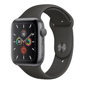 APPLE Watch Series 5 Renewd 40 mm, space grey/schwarz