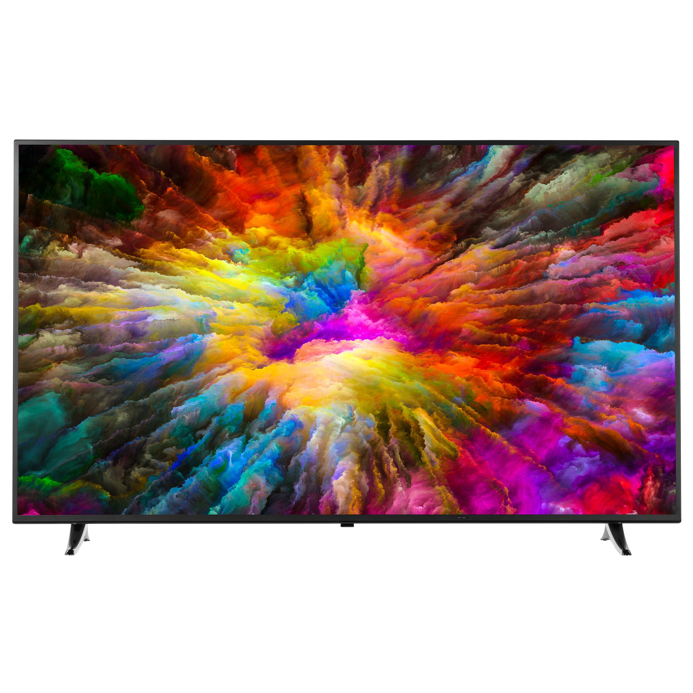 MEDION® LIFE® X16506 Smart-TV 163,8 cm (65'') Ultra HD, HD Triple Tuner, HDR, DTS-Sound, WLAN, Netflix