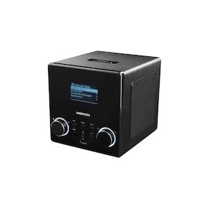 MEDION® LIFE® P85044 WLAN-Internetradio, 6,7 cm (2,65'') LC-Display, UKW, DAB+, USB 2.0, AUX, DLNA/UPnP, 2 x 5 W RMS