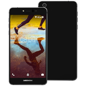 "MEDION® LIFE® X5020 Smartphone, 12,7 cm (5"") Full-HD-Display, Android™ 5.0, 32 GB Speicher, Octa-Core-Prozessor (B-Ware)"