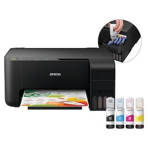 EPSON EcoTank ET-2710 3-in-1 Printer | WiFi | Apps | Printen, scannen en kopiëren