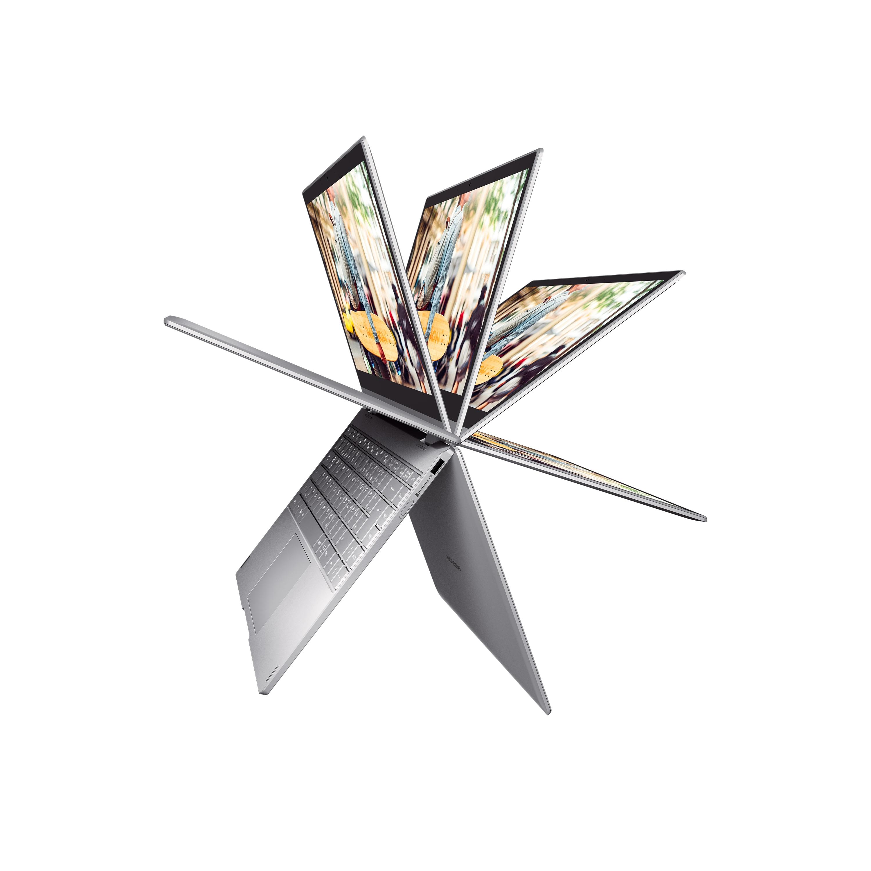 MEDION® AKOYA® E4271, Intel® Pentium® Silver N5000, Windows10Home, 35,5 cm (14) FHD Touch-Display, 128 GB SSD, 4 GB RAM, 360° Modus, Aluminium Design, Convertible