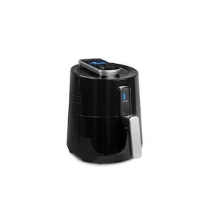 MEDION® Digitale Heißluftfritteuse MD 17768, ölfreies Frittieren, 1300 Watt, Temperaturkontrolle bis 200°C, kinderleichte Bedienung