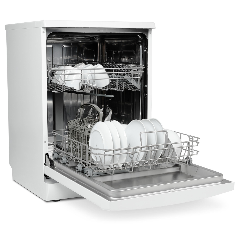 MEDION® Geschirrspüler MD 37330, Reinigungs- und Trockenwirkung A, 7 Reinigungsprogramme, Fassungsvermögen: 14 Maßgedecke