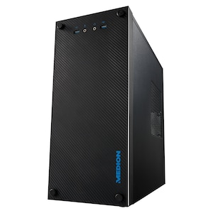 MEDION® AKOYA PC E36002 PC Performance | AMD Ryzen 3 | Windows10Famille | GT 1030 | 8 Go RAM | 256 Go