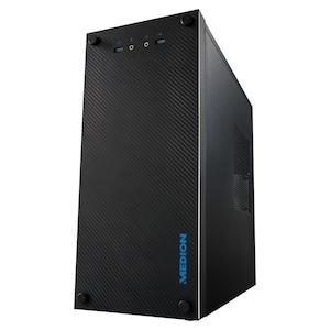 MEDION® AKOYA E36002 Multimedia PC | AMD Ryzen 3 | Windows10Home | GT 1030 | 8 GB RAM | 256 GB
